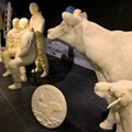 The Ohio State Fair May Be Canceled, But Its Mini Butter Cow Competition Is Not