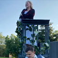Romeo and Juliet Are At It Again In a Thoroughly Enjoyable Outdoor Production by the Cleveland Shakespeare Festival