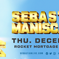 Sebastian Maniscalco's Nobody Does This Tour Coming To Rocket Mortgage FieldHouse in December