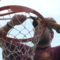West Side Councilman Literally Out Here Putting Steering Wheel Locks on Basketball Hoops Because of 'Basketball, Gambling and Guns'