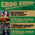 Here's the Lineup For Grog Shop's Anniversary Weekend