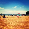 15 Cleveland Beach Pictures that Don't Look Like They're from Cleveland