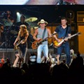 Country Singer Kenny Chesney Revels in Party Atmosphere at the Q