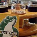 Thirllist Names Hoppin' Frog Brewery Best in Ohio