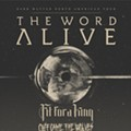 Metalcore Bands the Word Alive and Fit for a King Deliver Strong Performances at the Agora