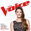 Local Singer-Songwriter Emily Keener Talks About Competing on 'The Voice'