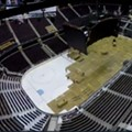 Here's a Time Lapse Video of Quicken Loans Arena Being Set Up For Basketball, Then Hockey, Then Basketball, Then Hockey Again