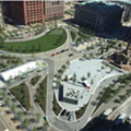 Newly Renovated Public Square Now Open; Grand Opening Ceremony to be Held Next Thursday