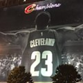 Sherwin Williams Announces LeBron Banner to Stay After Outrage From Cavs Fans