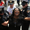 Report: Community Activist Kathy Wray Coleman Arrested Downtown on Outstanding Warrant During RNC