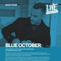 Backstage Pass: An Interview with Blue October's Justin Furstenfeld