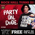 Rock Hall to Celebrate 21st Birthday With a Big Bash