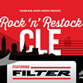 Industrial Rockers Filter to Headline Rock 'N' Restock Benefit Concert