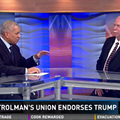 Video: Russ Mitchell Grills Steve Loomis on Police Union's Trump Endorsement