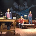 Words and Music Blend Gloriously in 'Fun Home' at Playhouse Square