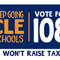 Cleveland Income Tax Hike and School Levy Renewal Pass