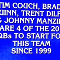 The Browns' Sad Quarterback History Was a Question on Jeopardy! Teen Tournament
