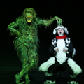 """How the Grinch Stole Christmas, The Musical"" is Big, Glitzy Fun at Playhouse Square"