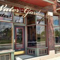 Now Open: Water Garden Cafe in Lorain Avenue Antiques District