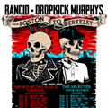 Rancid and Dropkick Murphys to Bring Co-Headlining Tour to Jacobs Pavilion at Nautica