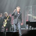 Singer Bryan Ferry Revisits His Roxy Music Days During Engaging State Theatre Concert