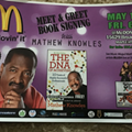 Beyonce's Dad is Doing a Book Signing Tonight at... a McDonald's in Suburban Cleveland