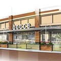 A Bocce Bar and Dante's Inferno To Open in Flats East Bank