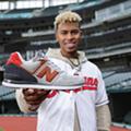 Francisco Lindor's New Balance Sneaker Debuts at Xhibition Thursday Night