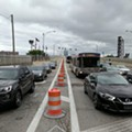 Due to Construction, Bike Lane Now Closed on Detroit-Superior Bridge