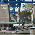 The Metroparks' Water Taxi is Free for Riders This Year