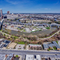 Irishtown Bend's Riverfront Park Could Either Get a New Zip Line Or a Farmers Market