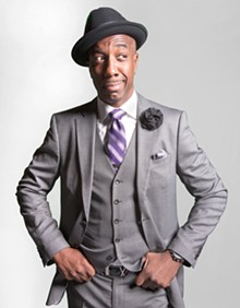 Comedian JB Smoove comes to the Improv. See: Friday.