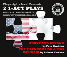 Uploaded by Playwrights Local 4181