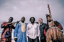 PHOTO COURTESY OF THE CLEVELAND MUSEUM OF ART - Mali's BKO will perform at the Transformer Station. See: Wednesday.