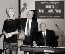 Tuning In: Knight, Lantry, Powell - Uploaded by Local 4 Music Fund