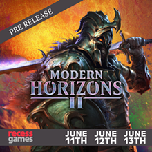 Modern Horizons 2 Prerelease - Uploaded by Recess Games