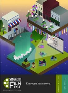 Chagrin Documentary Film Festival 2021 Cover - Uploaded by Chagrin Film Festival