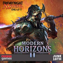 WOTC MTG June 18, 2021 Modern Horizons 2 Draft - Uploaded by Recess Games