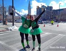 Irish Shenanigins at the Halfway to St. Patrick's Day Malachi Run / Walk - Uploaded by Sharon Lowe-Chapman