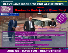 Cleveland Rocks to End Alzheimer's - Uploaded by FightForACauseOhio