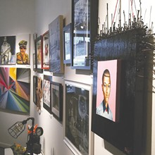 WATERLOO ARTS WILLL HOST THE NATIONAL ARTS PROGRAM EXHIBITION.