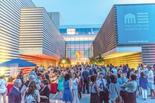 PHOTO BY ROB MULLER - Mix comes to Cleveland Museum of Art. See: Friday.