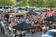 Van Aken Beer Garden returns to Shaker Plaza. See: Friday.