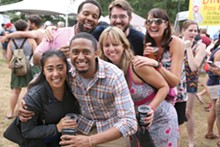 PHOTO BY EMANUEL WALLACE - The ninth annual - Alefest returns to Lincoln Park in Tremont. - See: Saturday.