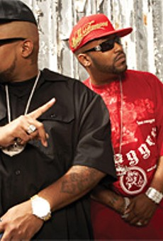 UGK: The What's That Over There? trick works every time.