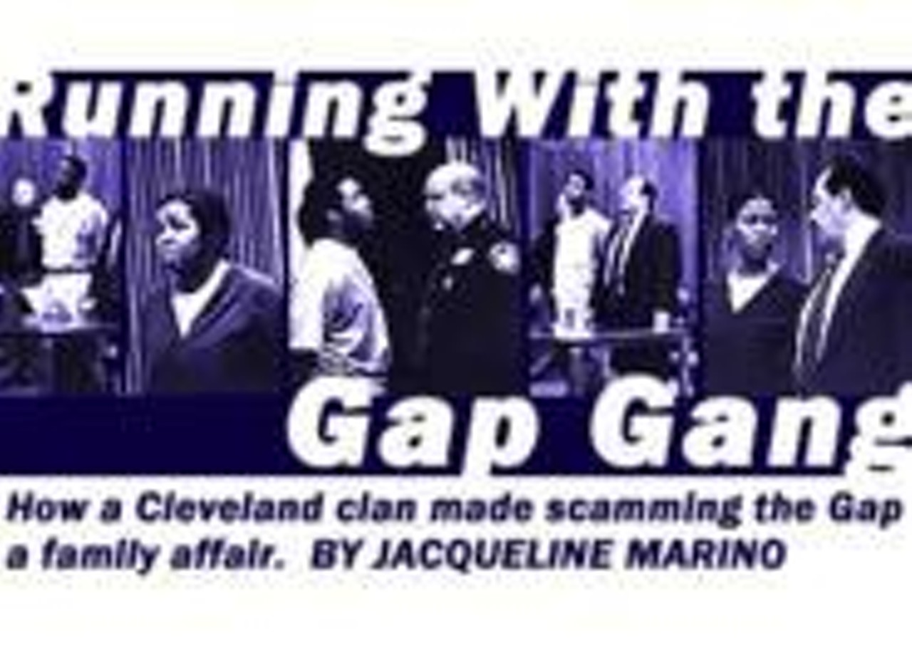 Running With the Gap Gang | News Lead | Cleveland