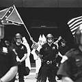 Upstaging the Klan