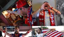 Video: Fans In Lakewood React to Game-Winning U.S. Goal Against Ghana