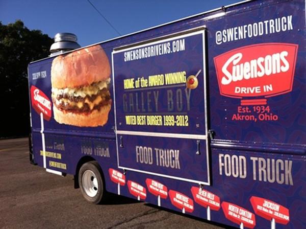 Nosh Food Truck Prices