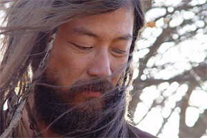 We know what you're thinking, and yes: Genghis Khan used conditioner.